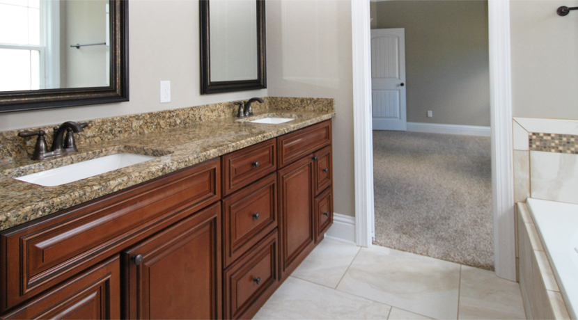 Victoria Model Home by Pafford Construction