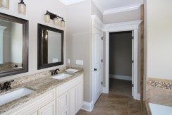 The Augusta Model Home by Pafford Construction