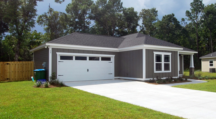 Avery Model Home by Pafford Construction