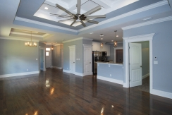 Tuscany Model Home by Pafford Construction